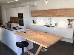 cuisine plan de travail bois massif flip design boisflip design bois spécialiste du plan de