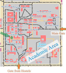Iit Campus Map New Page 1