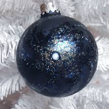 painted galaxy ornament space ornament constellation
