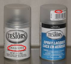 the new testors dullcote packaging or how to confuse an old fuddy