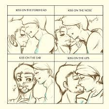 Cute Love Meme - cute kiss meme tony steve by ni nnin on deviantart