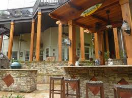 transform your backyard into a relaxing oasisleisure time decks