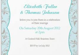 informal wedding invitations wedding invitation wording from and groom in addition to how