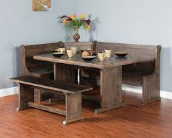 Furniture Counter Height Pub Table For Enjoy Your Meals And Work by Kitchen Corner Booth Seating Wayfair