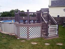 Patio Deck Cost by Decks Home U0026 Gardens Geek