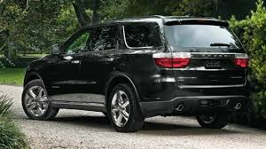 dodge durango reviews 2012 dodge durango citadel review notes the hiatus did the