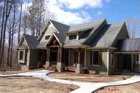 one story craftsman home plans contemporary prairie style house plans homes interiors windows