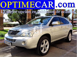 used lexus 2007 used lexus cars málaga spain