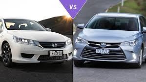 honda accord sport hybrid vs toyota camry hybrid review carsguide