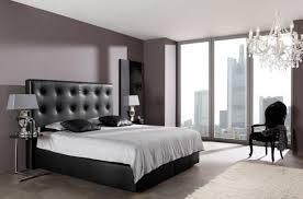 chambre lit deco chambre lit noir visuel 1