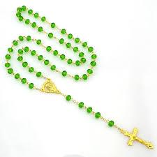 catholic rosary necklace aliexpress buy new catholic religious women christian