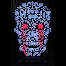 chroma graphix rgb skull 6 sugar skull design the