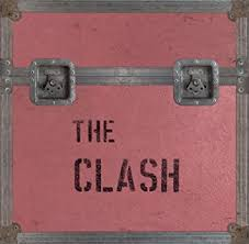 photo album set the clash 5 studio album cd set