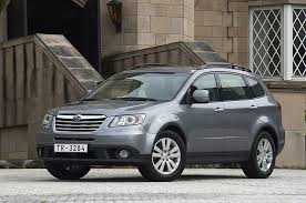 Subaru Tribeca Interior Subaru Tribeca Reviews Specs U0026 Prices Top Speed