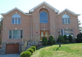 paramus newer center hall colonial home for sale