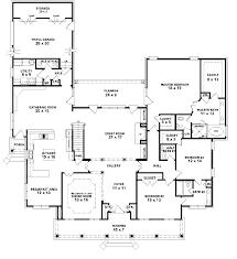 house plans with 5 bedrooms five bedroom house plans simple 5 m house plans unique loft ranch
