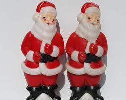 Blow Mold Christmas Yard Decorations Blowmold Etsy