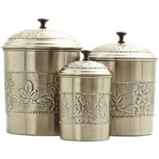 12 best stainless steel canister set images on pinterest