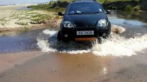 renault scenic 2002 specifications renault scenic rx4 fun on beach youtube