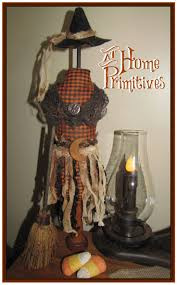 Halloween Decorations At Home 14 Best Primitive Halloween Witch Dress With Accessory U0027s Images