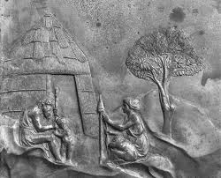 thecain and abelpanel fashioning thought and fate