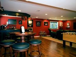 interior fetching game room ideas kids inspiring unfinished