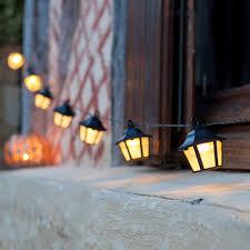 Apple String Lights by Solar Lights Lights4fun Co Uk