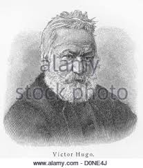 drawing by victor hugo stock photo royalty free image 49982448