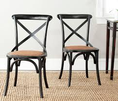 Safavieh Bistro Chairs Amh9500b Set2 Dining Chairs Furniture By Safavieh