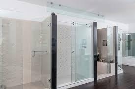 kohler shower doors exposed roller wall panels