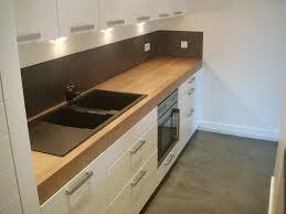 beton ciré cuisine plan travail béton ciré plan de travail cuisine impressionnant credence beton