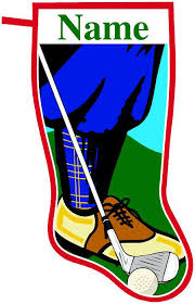 golf christmas cards stonehouse collection clip art library