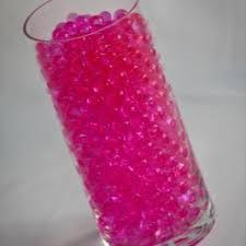 Pink Vase Fillers Wedding Vase Fillers The Diy Wedding Company