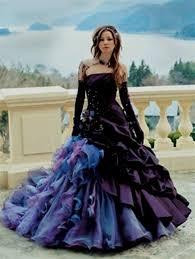 Purple Wedding Dresses Purple Mermaid Wedding Dresses Naf Dresses