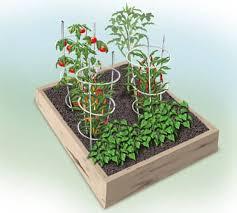 10 raised garden bed plans for a year round vegetable garden
