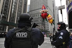 security tight for thanksgiving parade in terror wary nyc