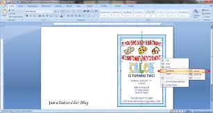 how to make your own party invitations just a and her blog