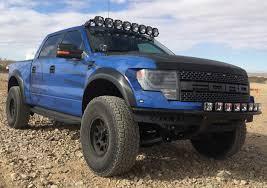 Ford Raptor Top Gear - kc hilites gravity led pro6 10 14 ford f 150 raptor 8 light