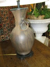 Maitland Smith Lamp Shades by Smith Pottery Lamp