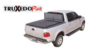 Ford F150 Bed Covers 2001 2003 Ford F150 Supercrew 5 5 U0027 Bed Truxedo Plus Toolbox And