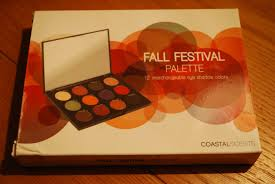 coastal scents fall festival palette review swatches palonirya