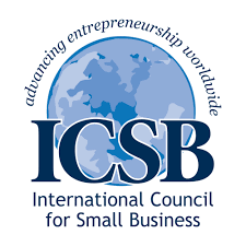 bentley university logo the latest international council for small business