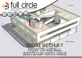 issue 35 is out google sketchup and android full circle magazine