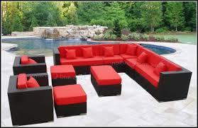 Patio Sectional Sofa Sectional Patio Set Canada Patios Home Decorating Ideas