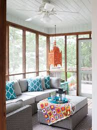 screen porch decorating ideas 27 screened and roofed back porch decor ideas shelterness porch