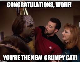 Star Trek Birthday Meme - can someone funnier than me make a meme with this template or maybe