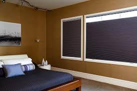 Venetian Blinds Wood Effect Window Blinds Dark Window Blinds Grey Coloured Pelmet Combined