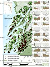 Southeast Alaska Map Interacting Disturbances In Southeast Alaska U2014 Buma Lab