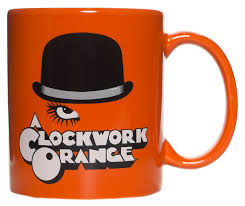 a clockwork orange hat coffee mug sourpuss clothing