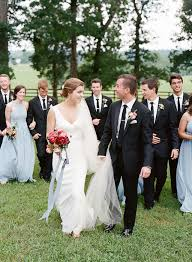 cox wedding dress virginia mountain wedding at mt ida farms photographed by
